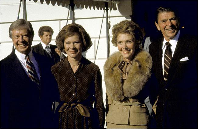 Carter to Reagan