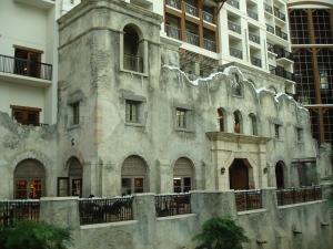Alamo Relief in the Gaylord Texan