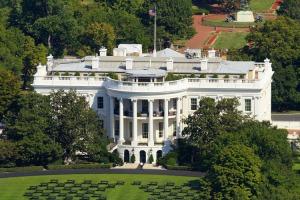 The modern White House