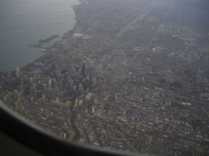 On approach to O'Hare