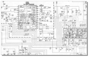 Electronic Schematic for Television