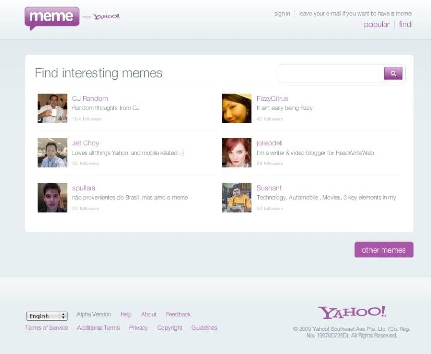 Yahoo meme2