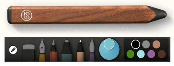 Pencil Toolbar