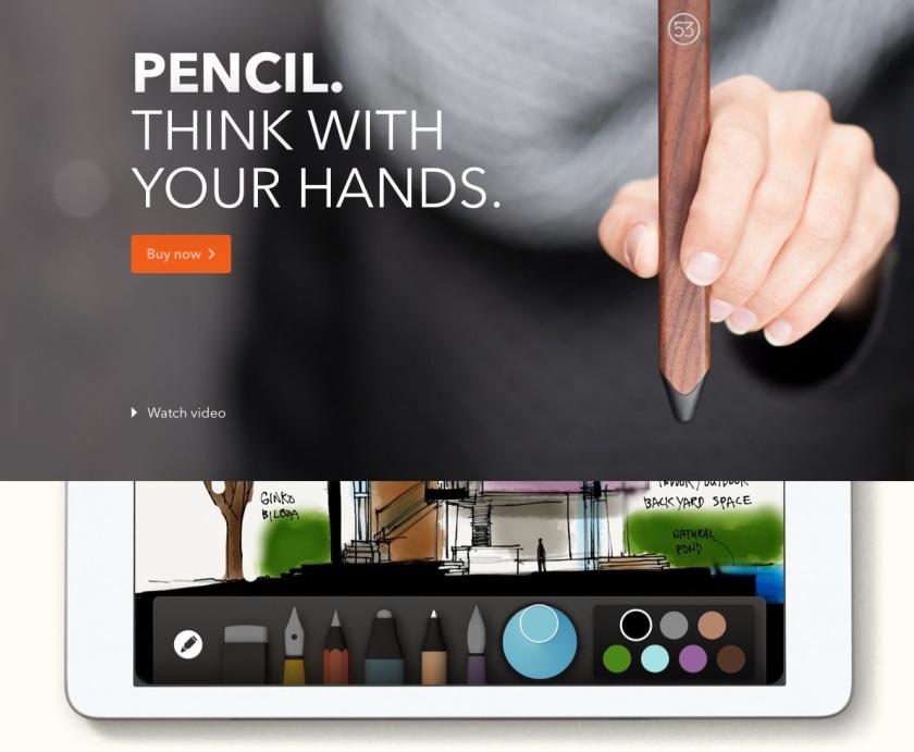 Pencil 53 Screen shot